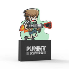 Load image into Gallery viewer, Punny Award