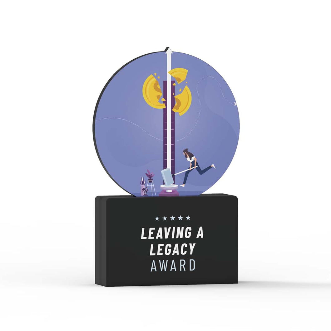 Leaving a Legacy Award