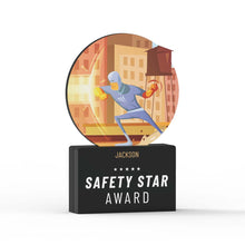 Load image into Gallery viewer, Safety Star Award