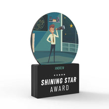 Load image into Gallery viewer, Shining Star Award