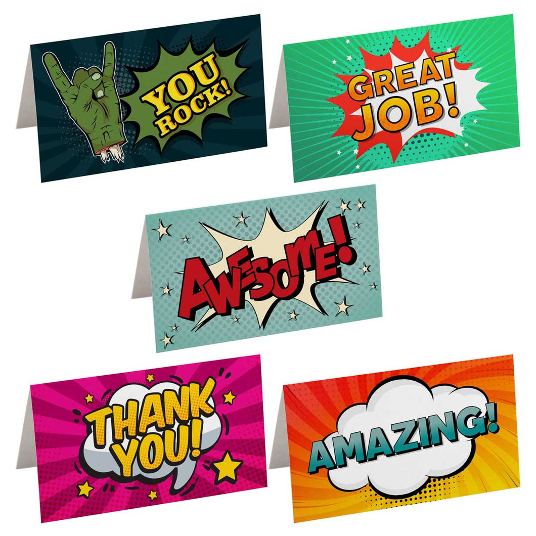 You Made A Difference - Thank You Notes (Pack of 50)