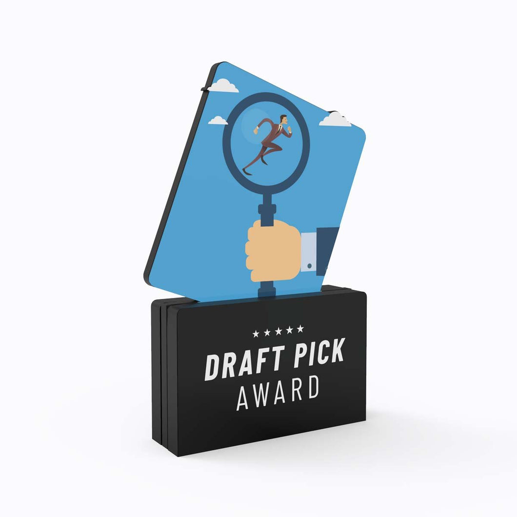 Draft Pick Award