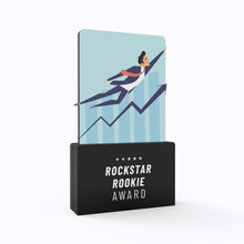 Load image into Gallery viewer, Rockstar Rookie Award