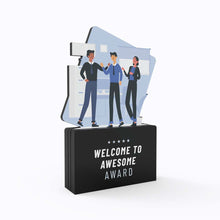 Load image into Gallery viewer, Welcome to Awesome Award