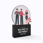 Welcome to Our World Award