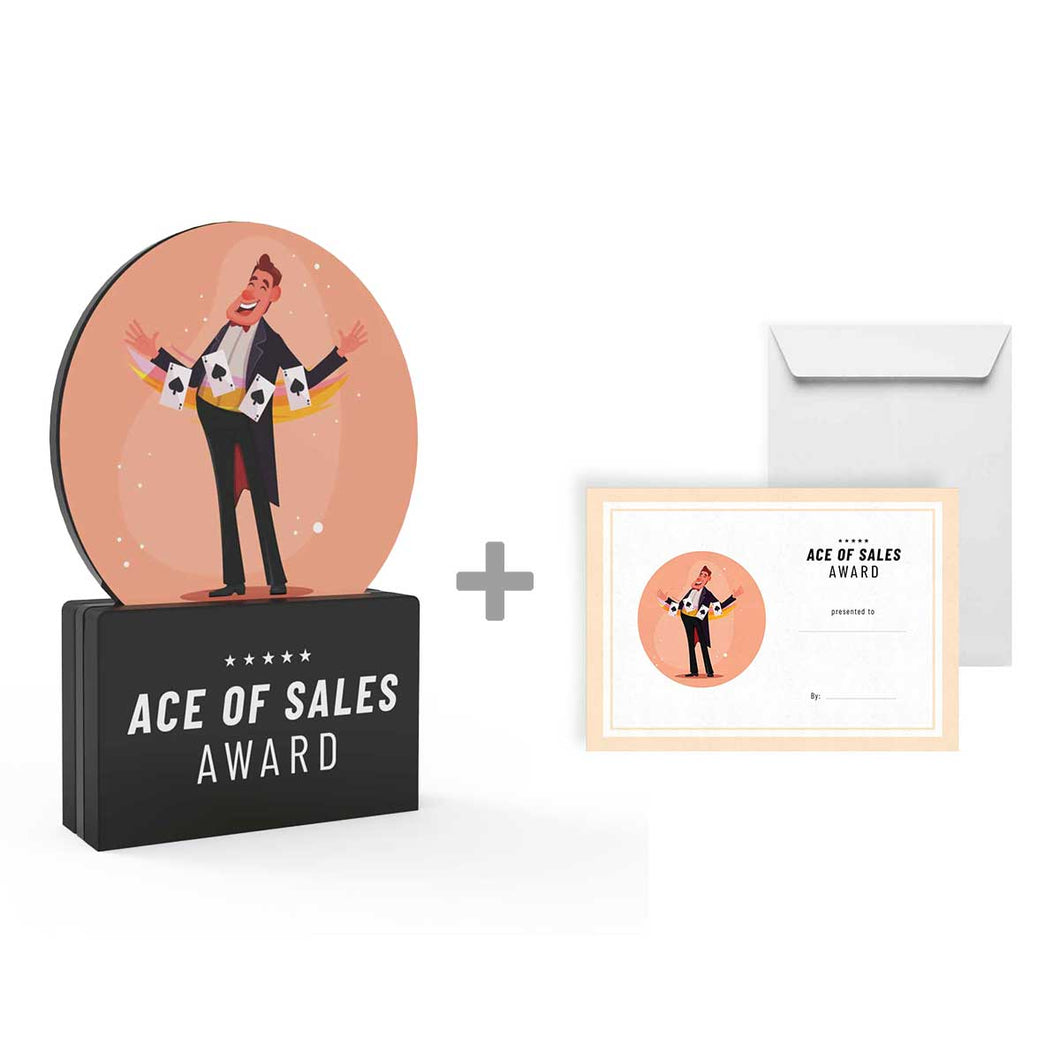 Ace of Sales Award