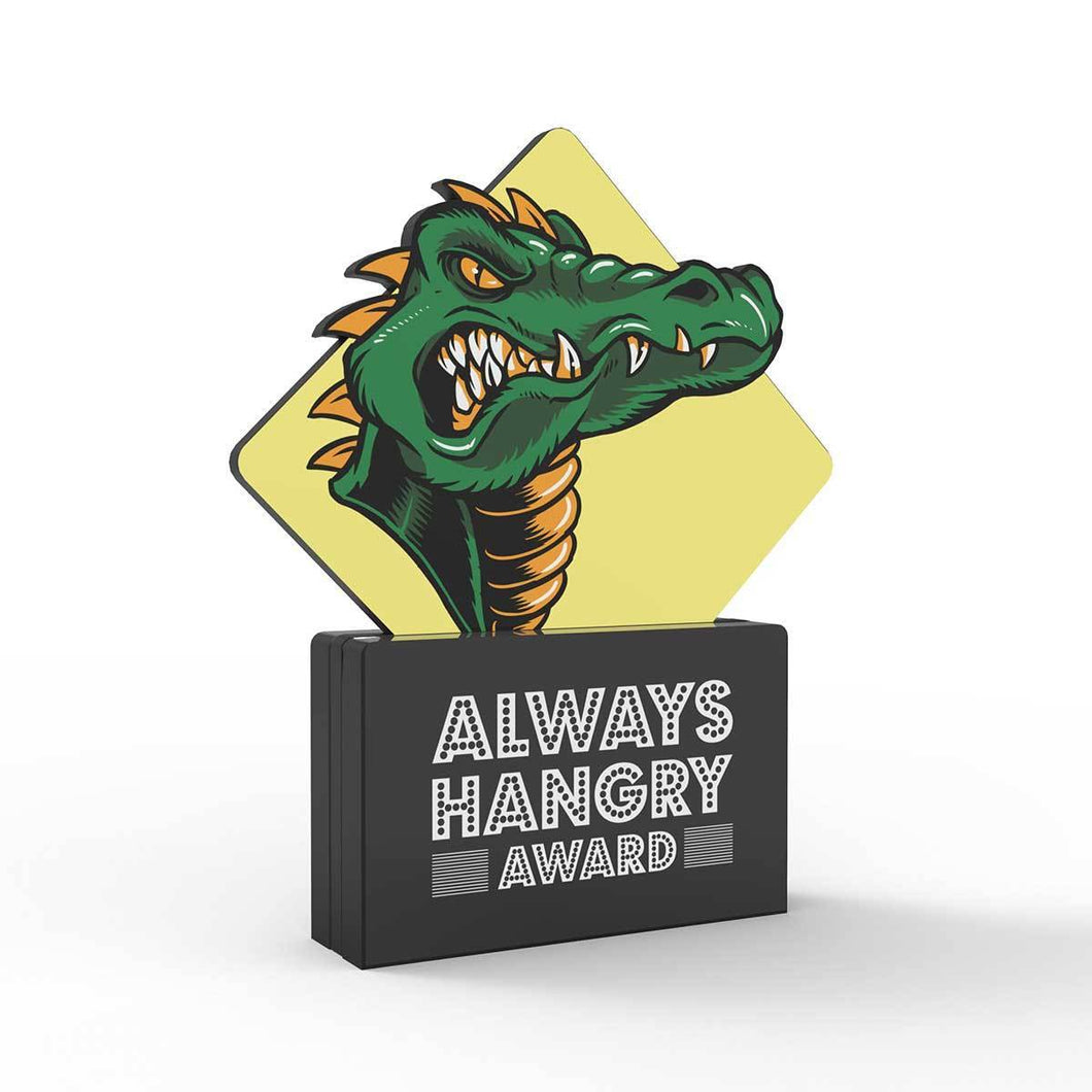 Always Hangry Award
