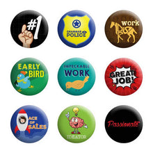 Load image into Gallery viewer, Employee Appreciation Badges (Pack of 50)