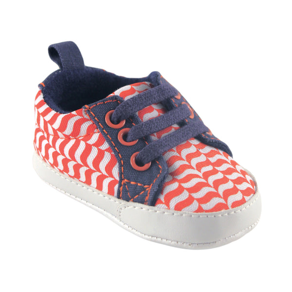 Yoga Sprout Sneakers, Orange Fox