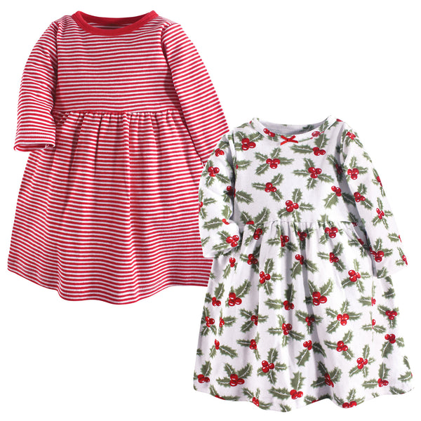 Hudson Baby Cotton Dresses, Holly