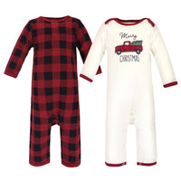 Touched by Nature Holiday Pajamas, Baby Christmas Tree