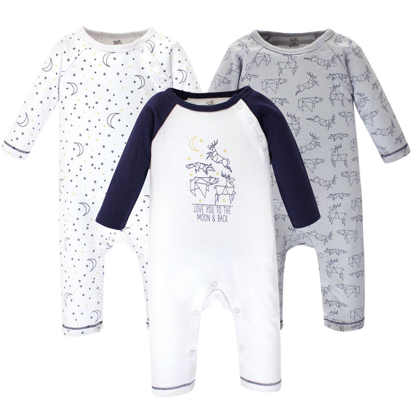 Touched by Nature Organic Cotton Coveralls, Constellation