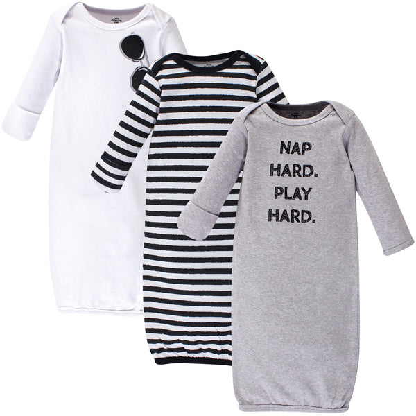 Little Treasure Cotton Gowns, Nap Hard