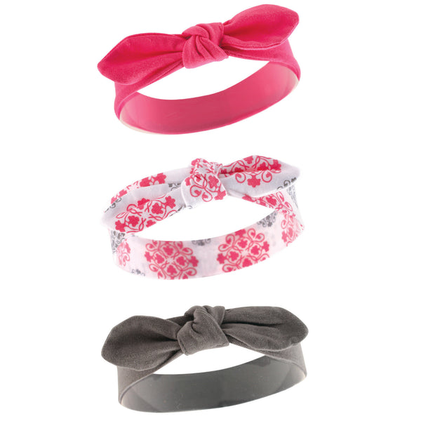 Yoga Sprout Cotton Headbands, Medallion