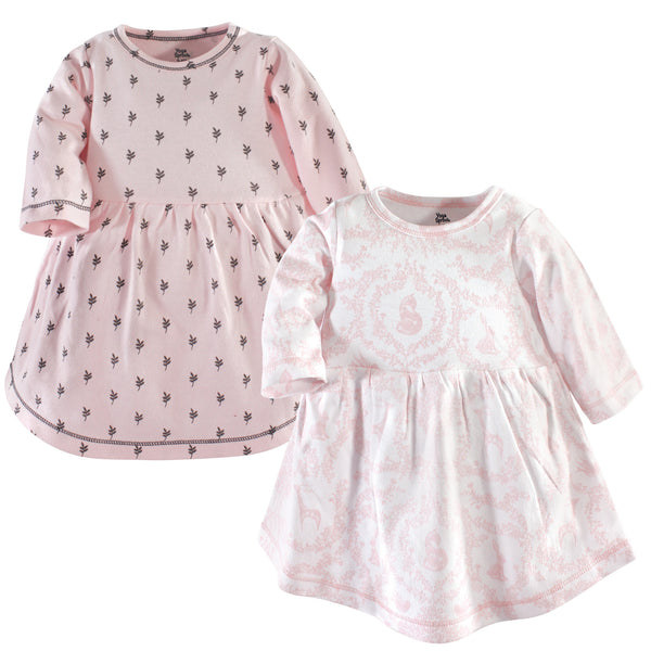 Yoga Sprout Cotton Dresses, Lace Garden