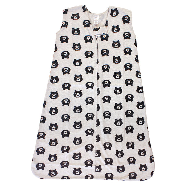 Yoga Sprout Sleeveless Jersey Cotton Sleeping Bag, Sack, Blanket, Bear