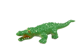 plastic alligator toy