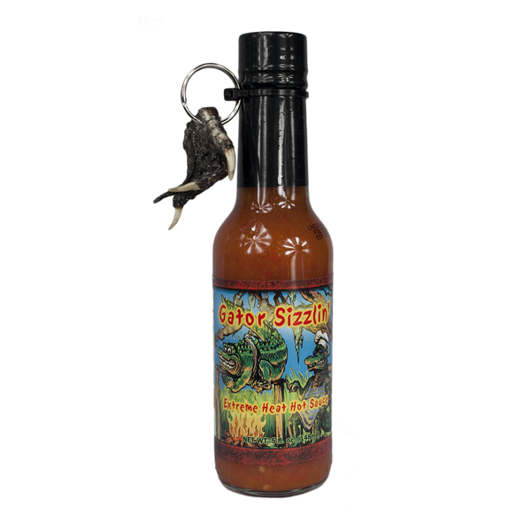 Gator Sizzlin' Hot Sauce