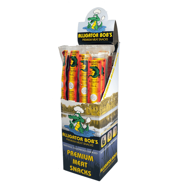 Alligator Bob's Premium Single Flavor Pack - OUT OF STOCK AT THIS TIME