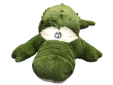 Extra Large and Snuggly 6 Foot Plush Gator
