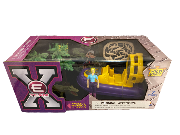 lady swamp expedition playset