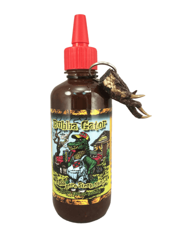 Bubba Gator Hot Sauce
