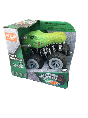 Crocodile Motor Head