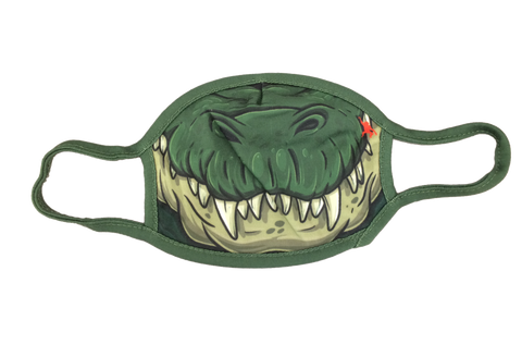 alligator snout face mask