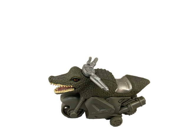 push action powered gator motorcycl