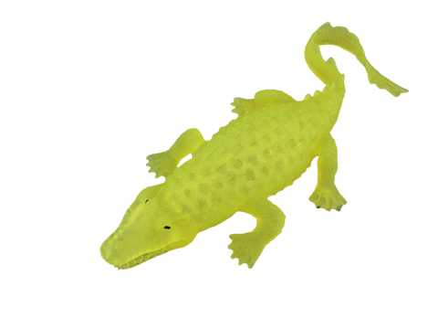 Flexible neon gator