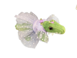 ballerina alligator plush