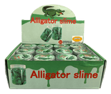 Alligator Slime Jar