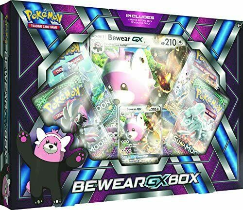 POKEMON: Bewear GX Collection Box
