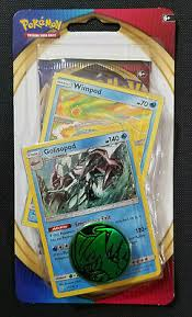 Pokémon Battle Styles Golisopod Hanger Packs