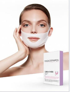 MAGICSTRIPES-CHIN & CHEEK LIFTING MASK (5 masks per box)