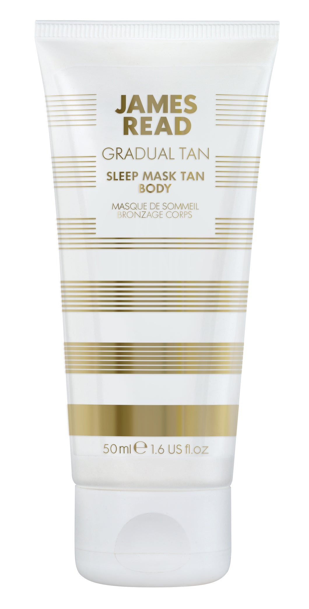 SLEEP MASK TAN BODY (Tube)