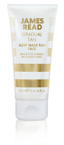 Sleep Mask Tan Face (Tube)