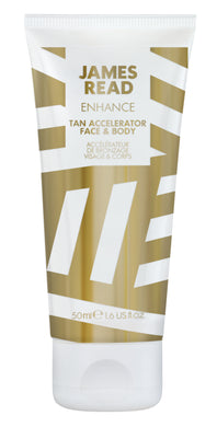 Tan Accelerator Face & Body (Tube)