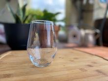 Load image into Gallery viewer, Beer Glass and Stemless Wine Glass Set