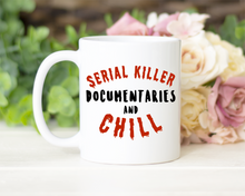 Load image into Gallery viewer, Serial Killer Documentaries and Chill