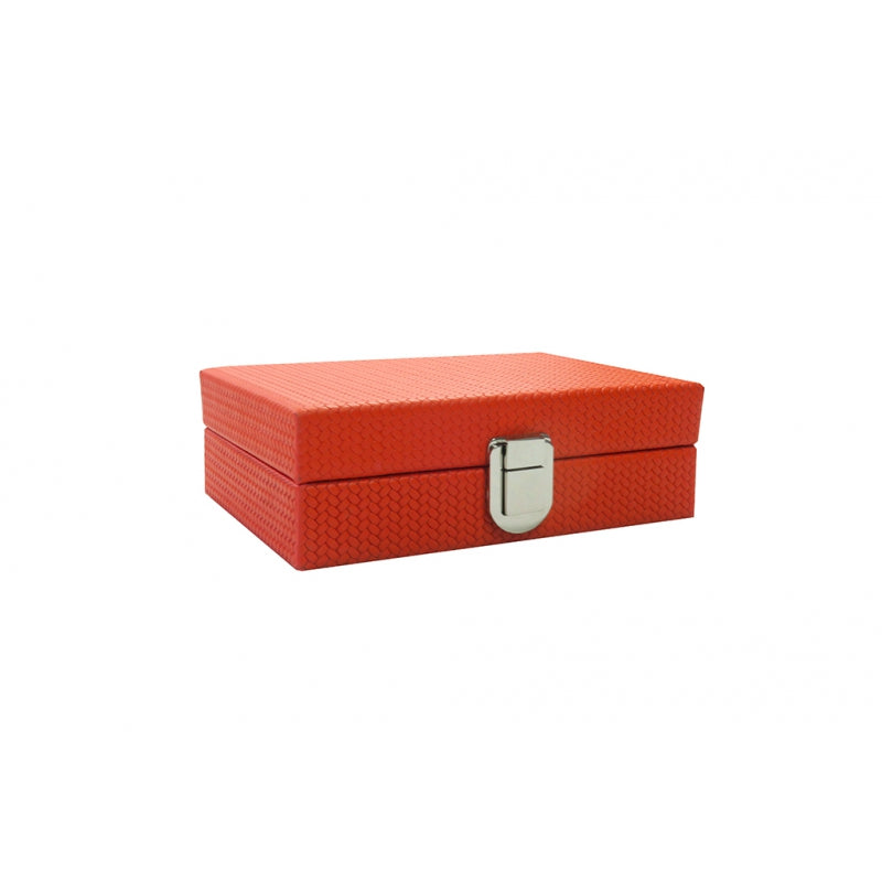Card Box Couture Leather