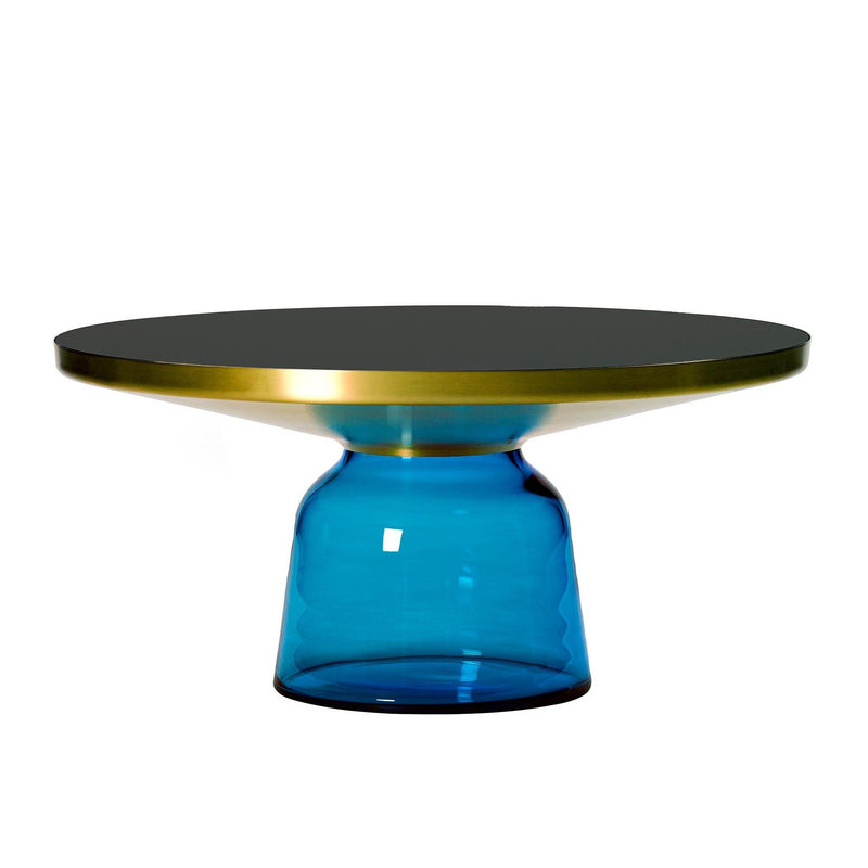 Bell Side Table Brass