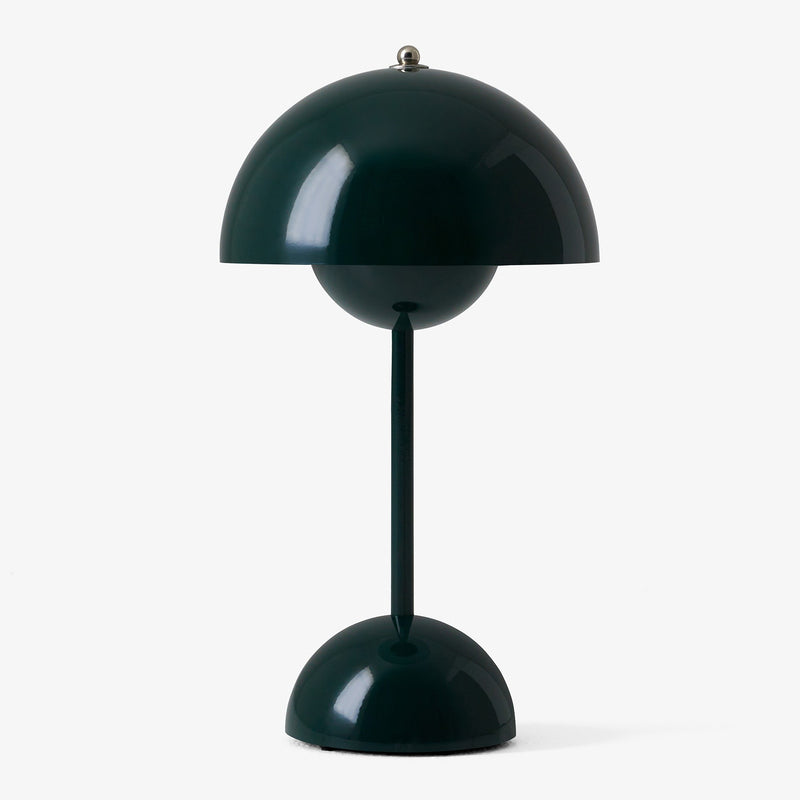 Flowerpot VP9 LED Table Lamp with Battery