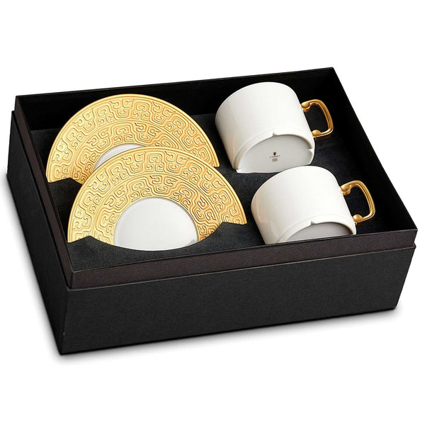 Han Tea Cup & Saucer Gift Set