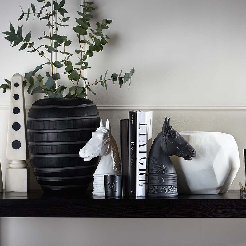 Horse Sculpted Bookend