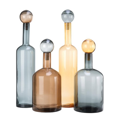 Bubbles & Bottles Carafe XXL Set of 4