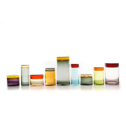 Caps & Jars Storage Jar XL Set of 3
