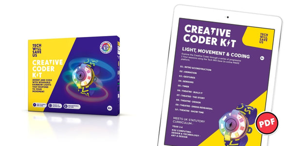 Creative Coder Education Pack