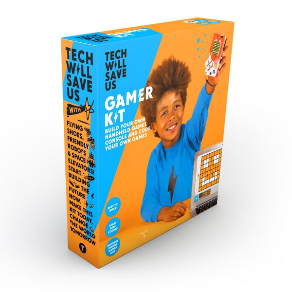 UK STEM Toy: Gamer Kit Kids Christmas Gift 聖誕禮物