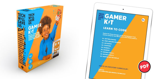 Gamer Education Pack